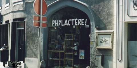 Phylactère !